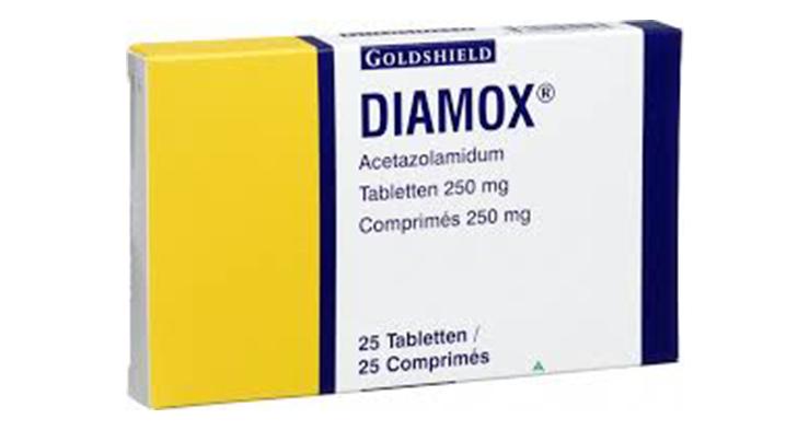 Diamox Altitude Sickness Nhs